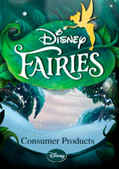 Poster for Disney Fairies