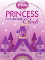 Poster for Disney Princess Clock