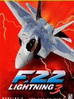 Poster for F22 Lightning 3