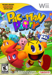Poster for Pac-Man Party