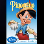 Poster for Pinocchio Musical Marionette
