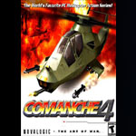 Poster for Comanche 4