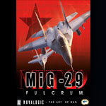 Poster for Mig-29 Fulcrum