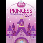 Poster for Disney Princess Storytelling Clock